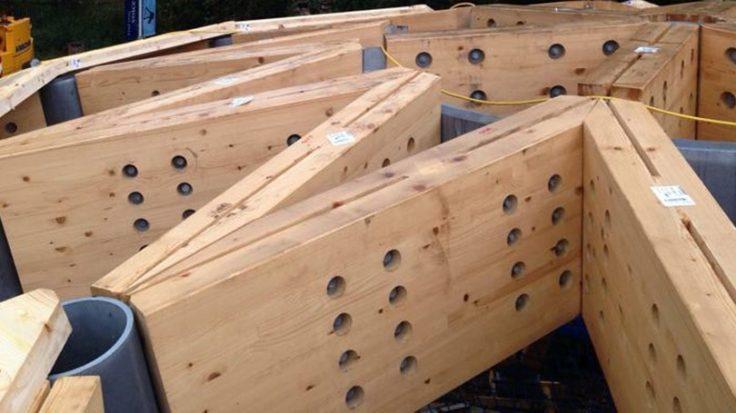Glued Laminate Timber